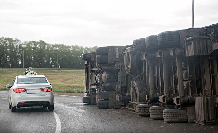 truck accident